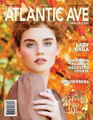 Atlantic Ave Magazine November 2017 Issue