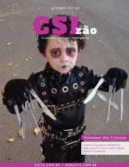 Revista CSI - Outubro
