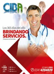 CIBA - Revista Octubre 2017