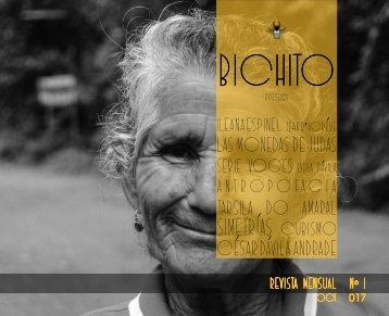 Revista Bichito nº1 octubre 2017