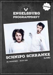 Engelsburg Programm November