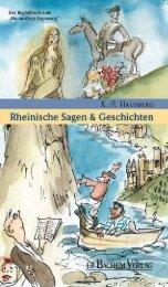 Das Begleitbuch zum Rheinischen Sagenweg - Leseprobe