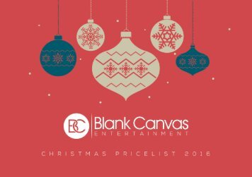 Blank-Canvas-Entertainment-Christmas-Pricelist-2016