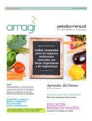 Periodico Amagi Noviembre 2017