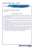 Projeto Redação 2017 - Ensino Fundamental 2 - Américas - Page 3