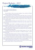 Projeto Redação 2017 - Ensino Fundamental 2 - Américas - Page 4