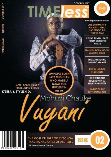 TIMELESS MAGAZINE Issue 02