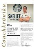 Skellefteå FF Fotbollsmagasin – 2017 #2 - Page 5