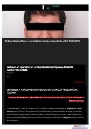 ABEL PRESS Portal Informativo de Denuncia Ciudadana Expone las Tranzas de GIG Desarrollos Inmobiliarios en La Rioja Tijuana Sin Censura
