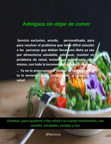 servicios nutresca