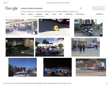 Colinas de California en Imagenes, Proyecto Comunitario de Abel Jiménez