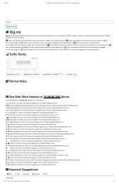 gig. mx respuesta - compra de keywords - google adsense - inversión publicitaria cuantiosa vs inteligencia y estrategia digital - abel jimenez marketer seo