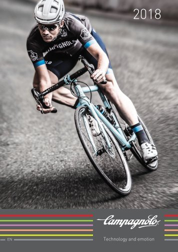Campagnolo Groupsets Catalog 2018