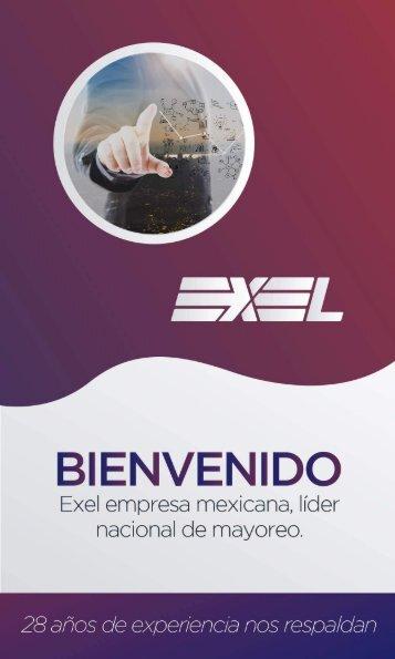 Brochure Exel del Norte Clientes Nuevos