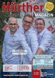 Hürther Stadt Magazin November 2017