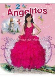 #614 Catálogo Angelitos 2 Volumen 12 Ropa, Calzado y Accesorios para ninos