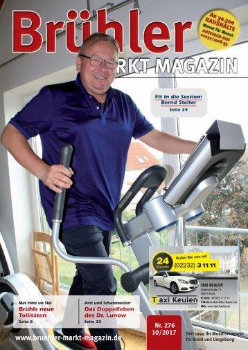 Brühler Markt Magazin November 2017