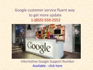 How to Find Google customer service number?