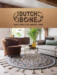 Dutchbone katalog 2018