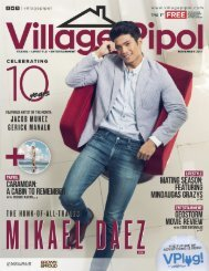 Village Pipol November 2017 Issue