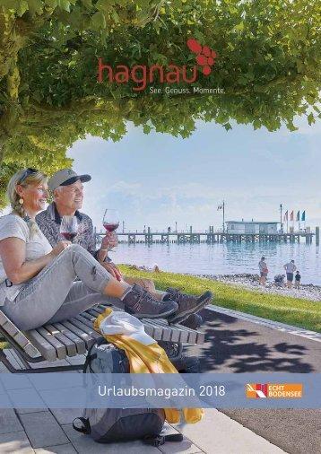 Urlaubsmagazin Hagnau 2018