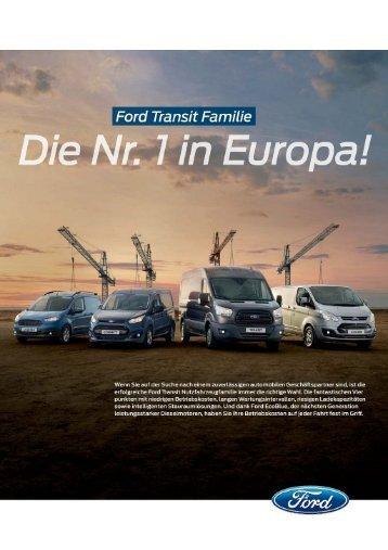 Autohaus Dietrich GmbH |Transitfamilie