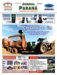 Jornal Paraná Novembro 2017