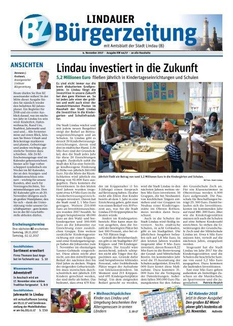 04.11.2017 Lindauer Bürgerzeitung