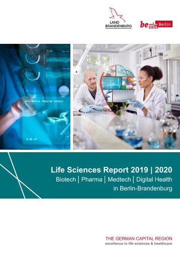 Life Sciences Report 2017 / 2018