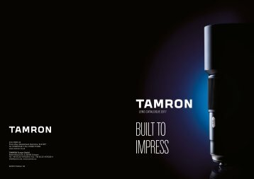 Tamron_Lens_Catalogue_2017