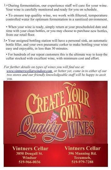 make wine now  last 6