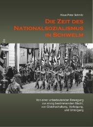 Die Zeit des Nationalsozialismus in Schwelm, Klaus Peter Schmitz gQwzl