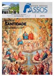 Revista Nossos Passos Novembro