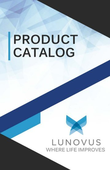 Lunovos Product Catalog 1200