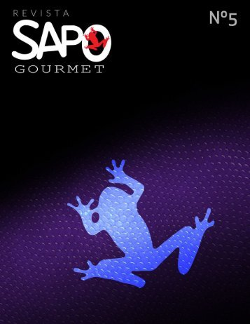 REVISTA SAPO GOURMET 05
