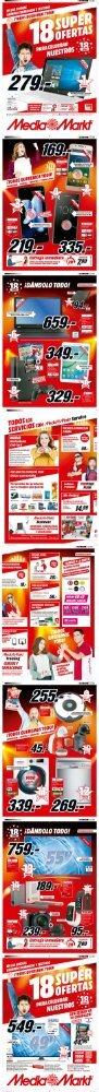 Folleto Media Markt  hasta 8 de Noviembre 2017