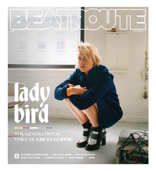 Beatroute Magazine BC Print Edition November 2017