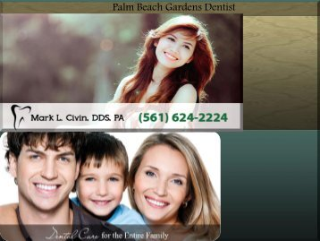 Palm Beach Gardens Dentist