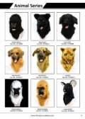 Moving Mouth mask-Realistic Animal - Page 5