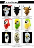 Moving Mouth mask-Realistic Animal - Page 7