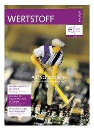 Wertstoff Magazin - AVL