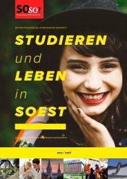 Studieren Leben Soest 2017/2018