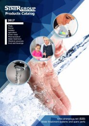 Water Purifier Water Softeners Reverse Osmosis Catalog 3 november 2017