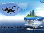 UAV Slip Rings
