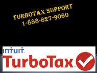 Turbotax_support
