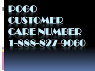 Pogo-Customer-Care