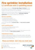 Fire Sprinkler Installation and Maintenance - Training Courses - Page 2