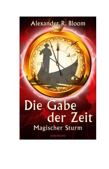 Leseprobe: Die Gabe Der Zeit - Magischer Sturm (Band 3)