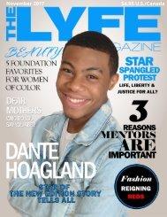 The Lyfe Magazine - November 2017