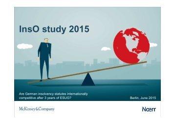 InsO study 2015